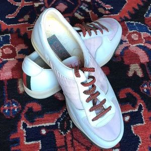VEUC authentic Gucci sneaker from Rome c. 1980s